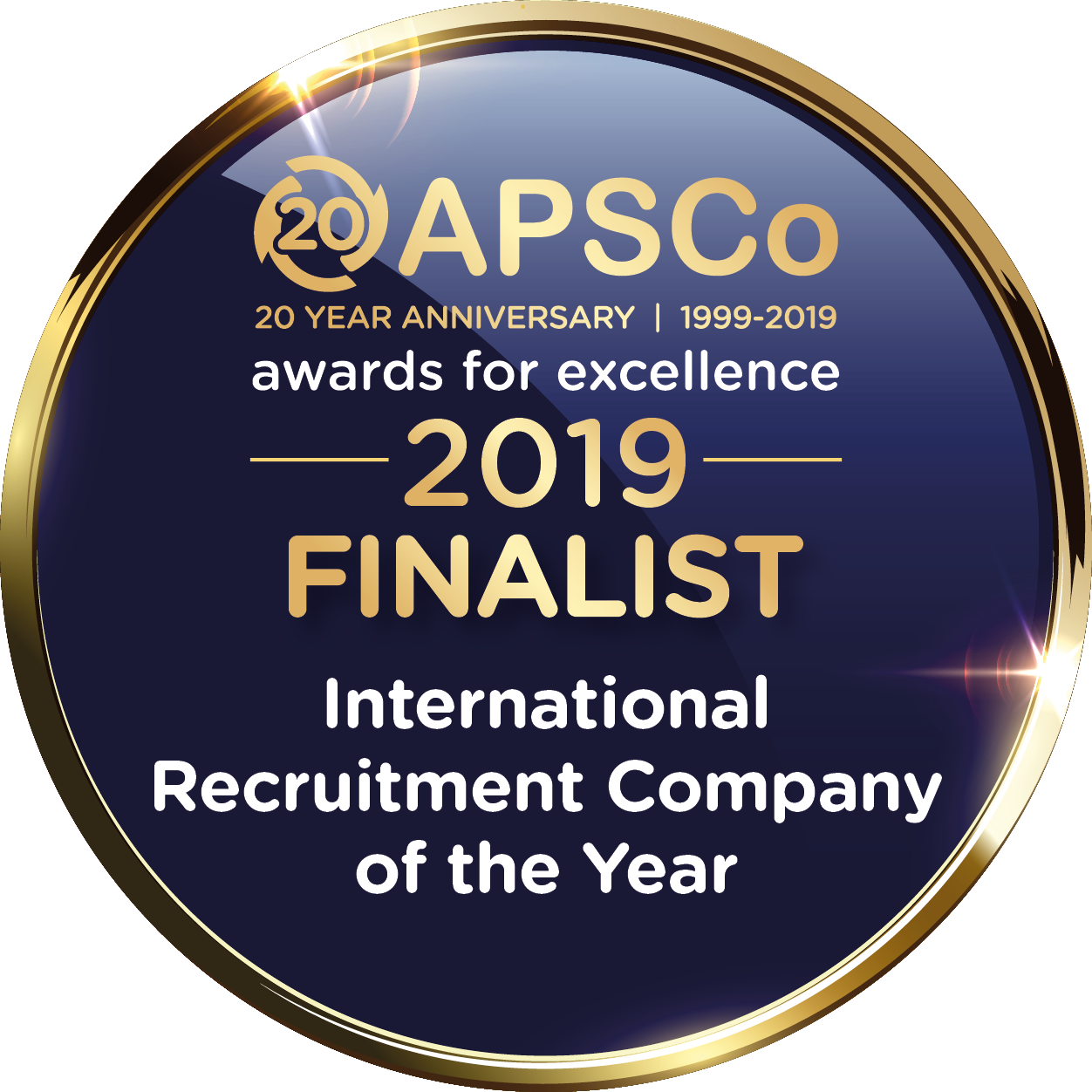 APSCO award 2019